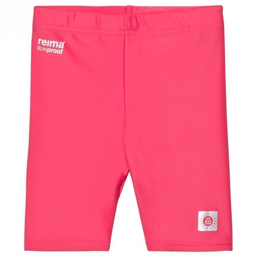 Reima Sicily Swimming Trunks Strawberry Red Uimahousut