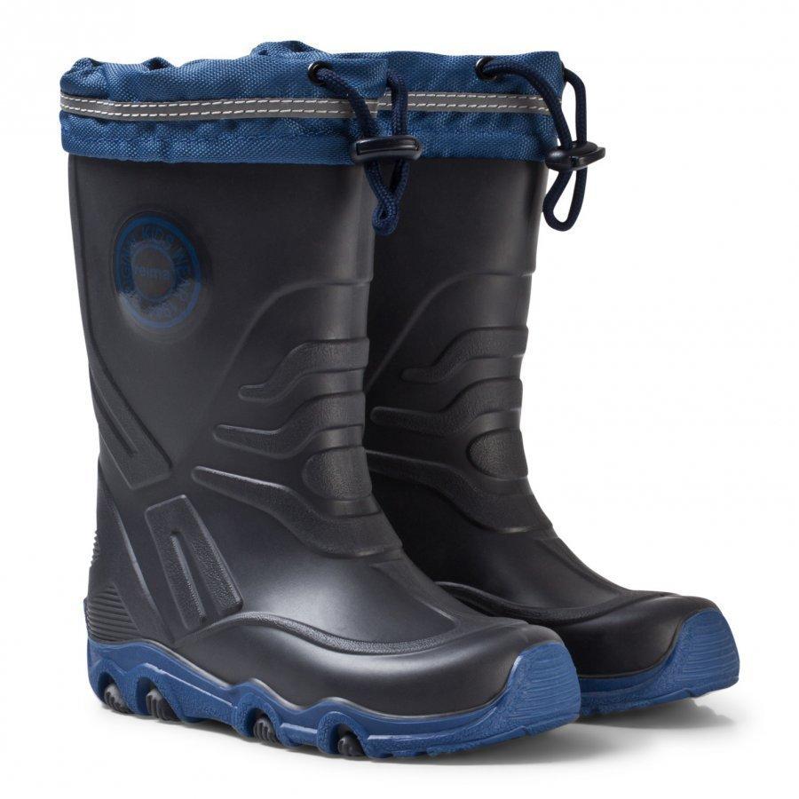 Reima Slate Rain Boots Navy Kumisaappaat