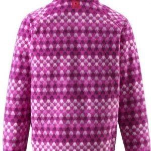 Reima Steppe Fleece Fleecetakki Pink