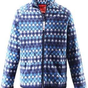 Reima Steppe Fleece Fleecetakki Sininen