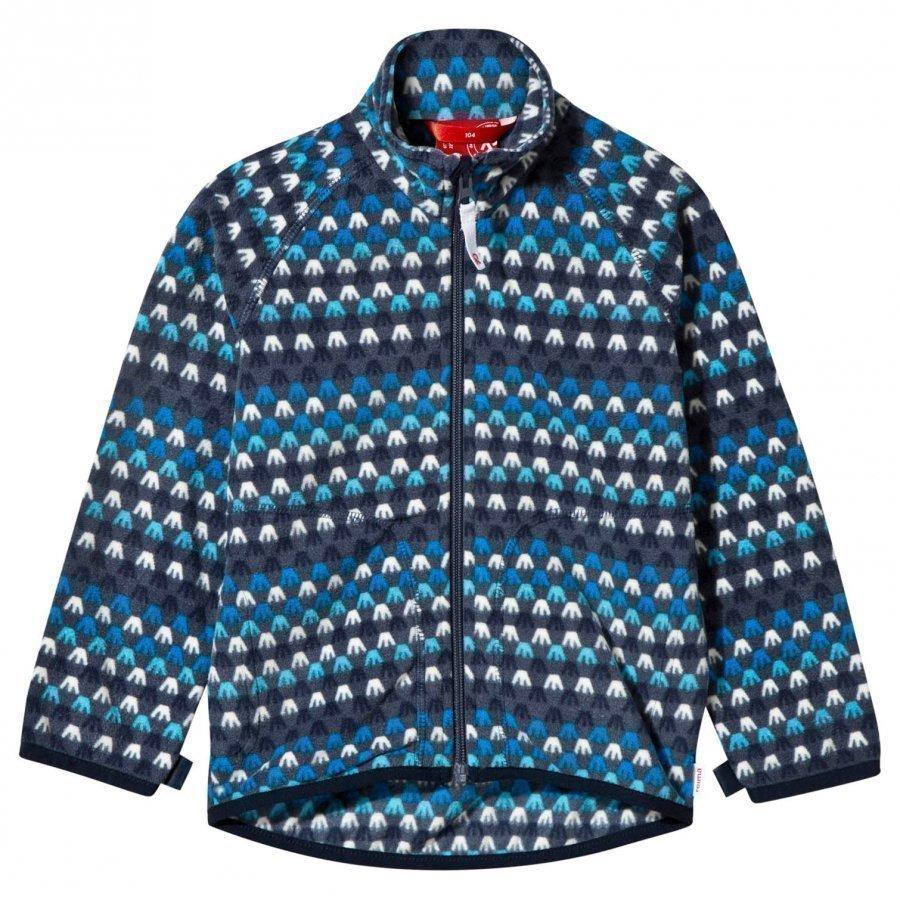 Reima Steppe Fleece Jacket Storm Blue Fleece Housut