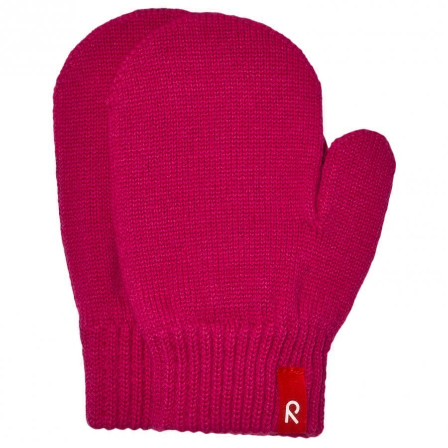 Reima Stig Mittens Pink Fleece Lapaset