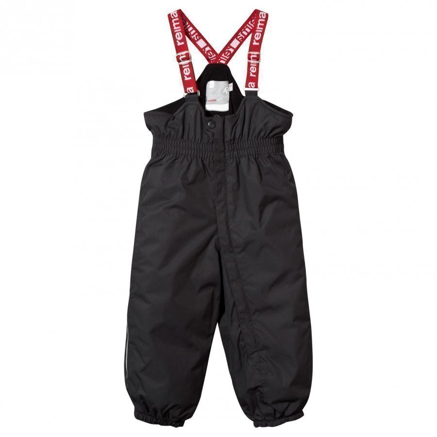 Reima Stockholm Reimatec Pants Black Toppahousut
