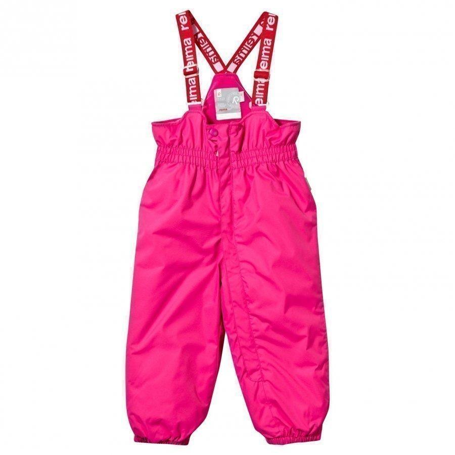 Reima Stockholm Reimatec Pants Pink Toppahousut