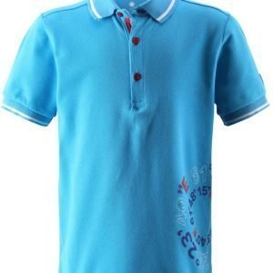 Reima T-Shirt Turq Pikeepaita Turkoosi