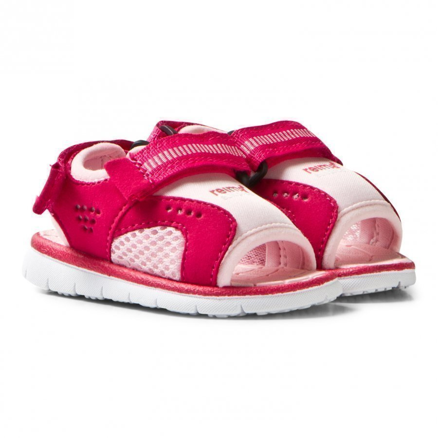 Reima Tippy Sandals Strawberry Red Remmisandaalit