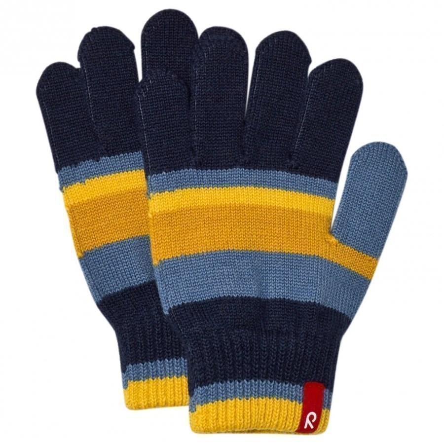 Reima Twig Gloves Navy Villahanskat
