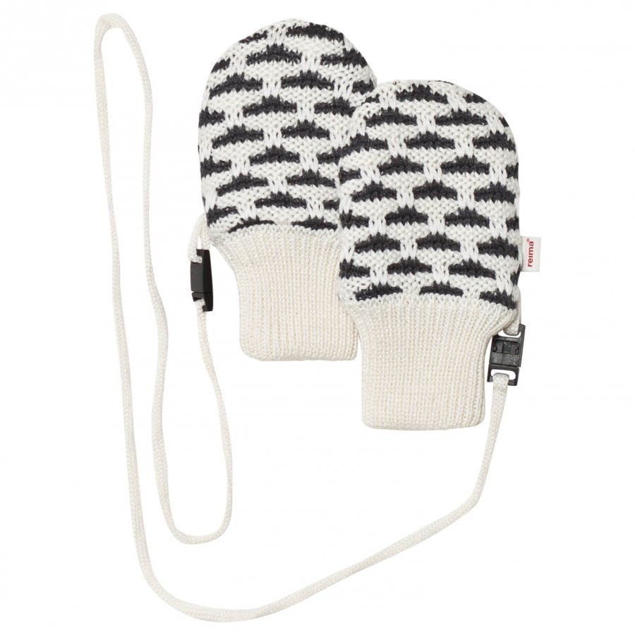 Reima Uninen Mittens Off White Fleece Lapaset