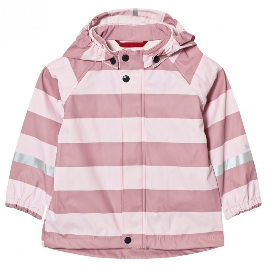 Reima Vesi Raincoat Pale Rose Sadetakki