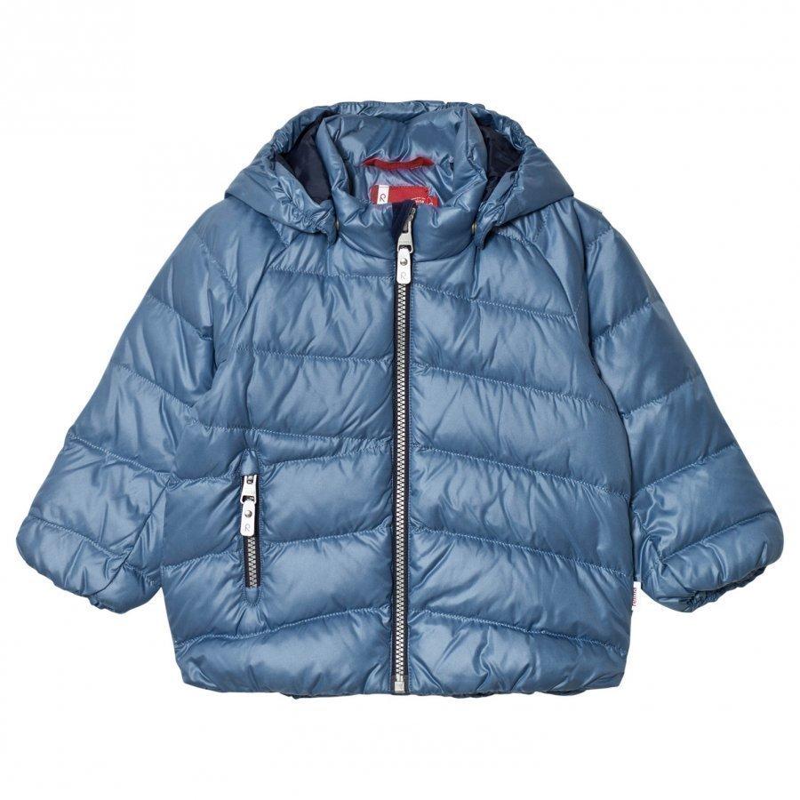 Reima Vihta Down Jacket Soft Blue Toppatakki
