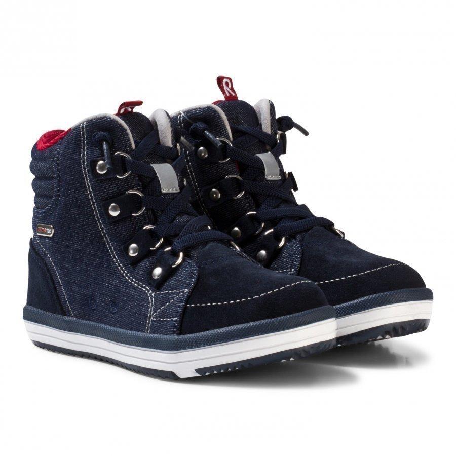Reima Wetter Reimatec Shoes Jeans Navy Korkeavartiset Kengät