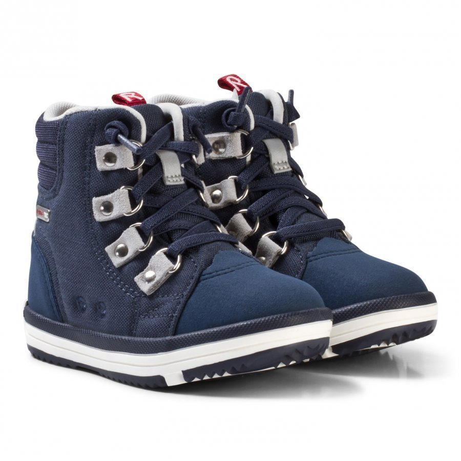 Reima Wetter Wash Reimatec Shoes Soft Blue Korkeavartiset Kengät