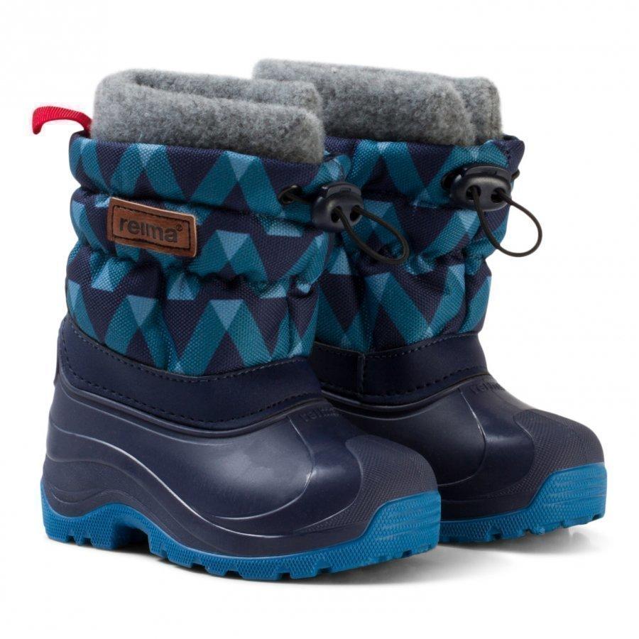 Reima Winter Boots Ivalo Navy Talvisaappaat