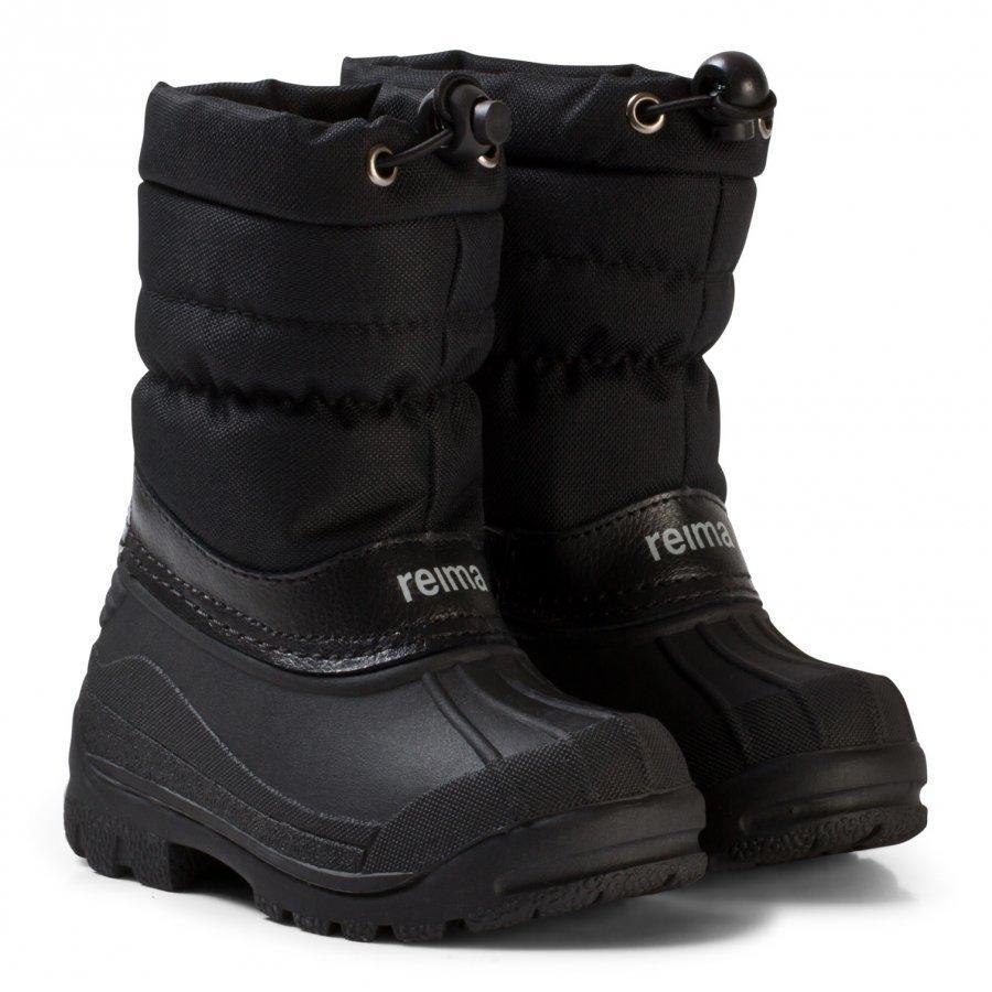Reima Winter Boots Nefar Black Talvisaappaat