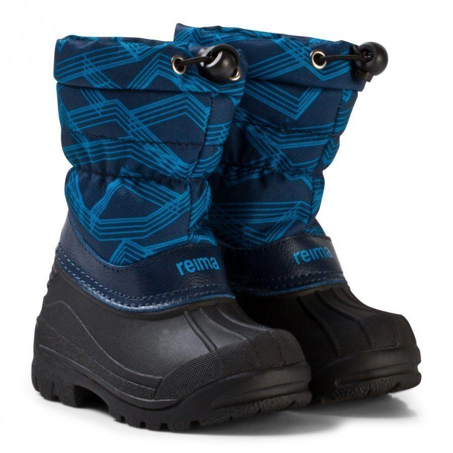 Reima Winter Boots Nefar Blue Talvisaappaat