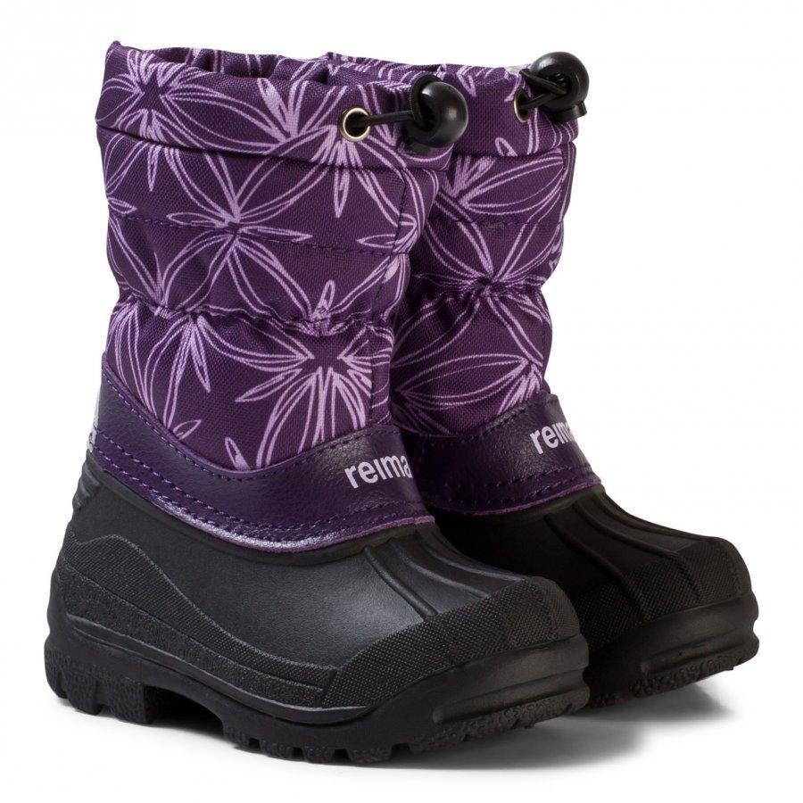 Reima Winter Boots Nefar Deep Violet Talvisaappaat