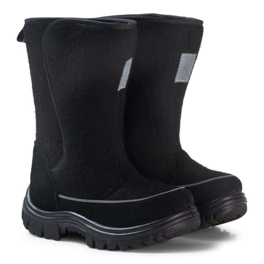 Reima Winter Boots Siberia Antracite Talvisaappaat