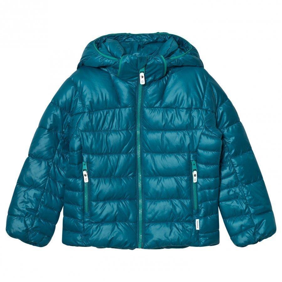 Reima Winter Jacket Petteri Dark Sea Blue Toppatakki