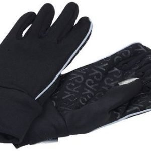 Reima Zinkenite Gloves Sormikkaat Musta