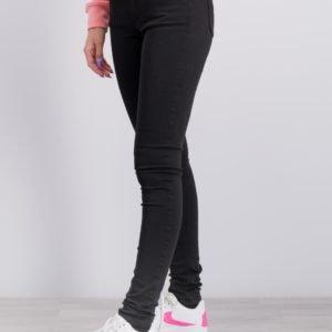 Replay Hyperflex Colour Jeans Farkut Musta