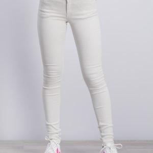 Replay Hyperflex Colour Jeans Farkut Valkoinen