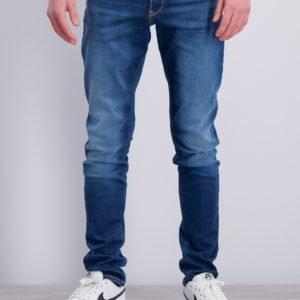 Replay Hyperflex Jeans Farkut Sininen
