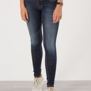 Replay Hyperflex Skinny Fit Jeans Farkut Sininen