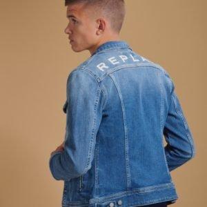 Replay Jacket Takki Sininen
