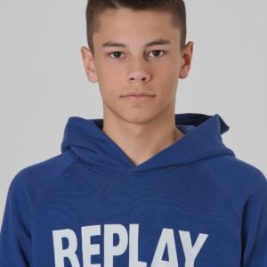 Replay Jumper Huppari Sininen