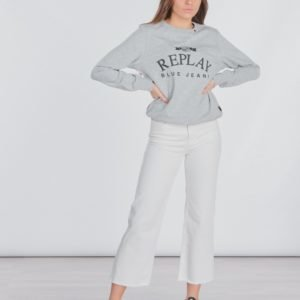 Replay Jumper Neule Harmaa