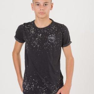 Retour Easton T Shirt T-Paita Musta
