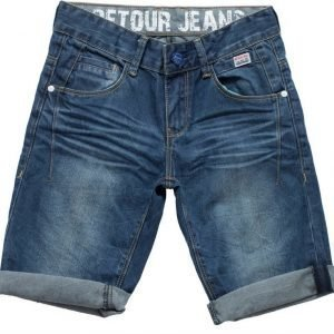 Retour Jeans Farkkushortsit Paul Denimblue
