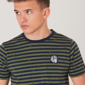Retour Kasper T Shirt T-Paita Vihreä
