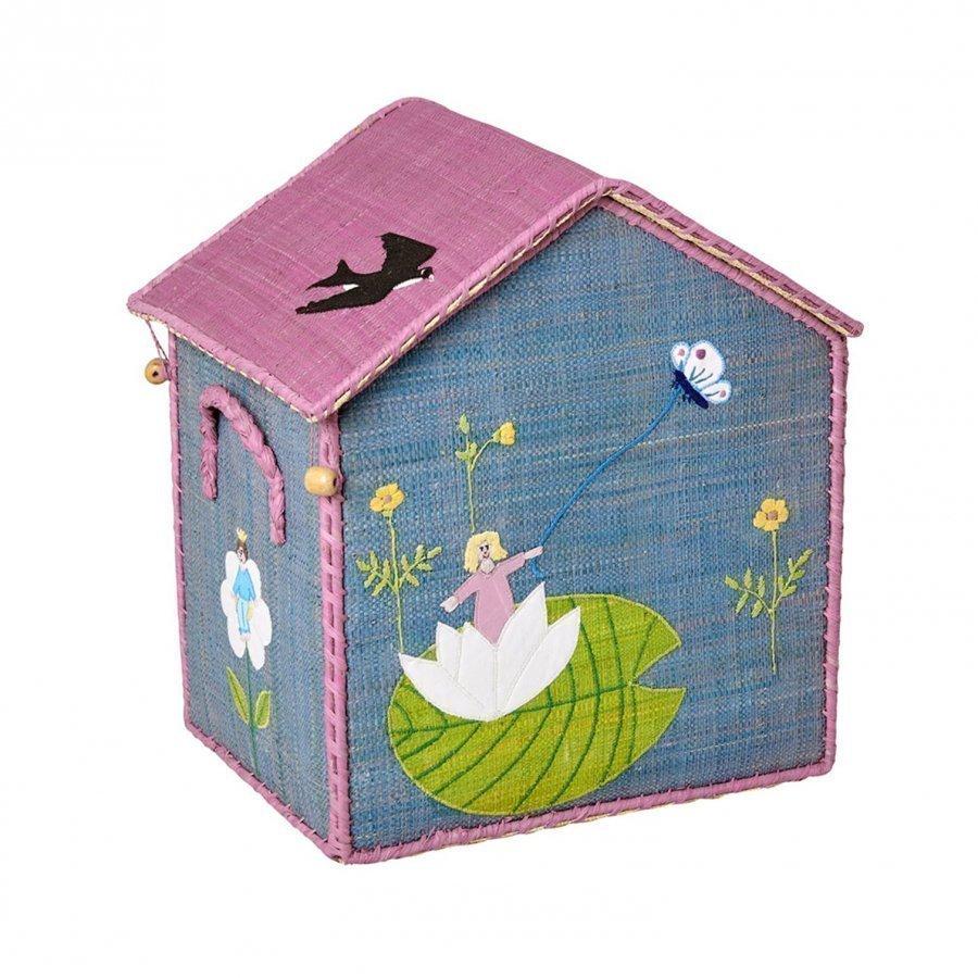 Rice A/S Small Thumbelina Toy Basket Säilytyslaatikko