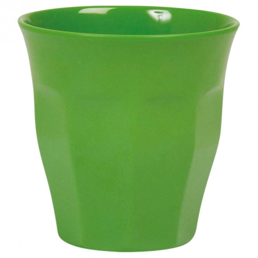 Rice Melamine Cup Apple Green Nokkamuki