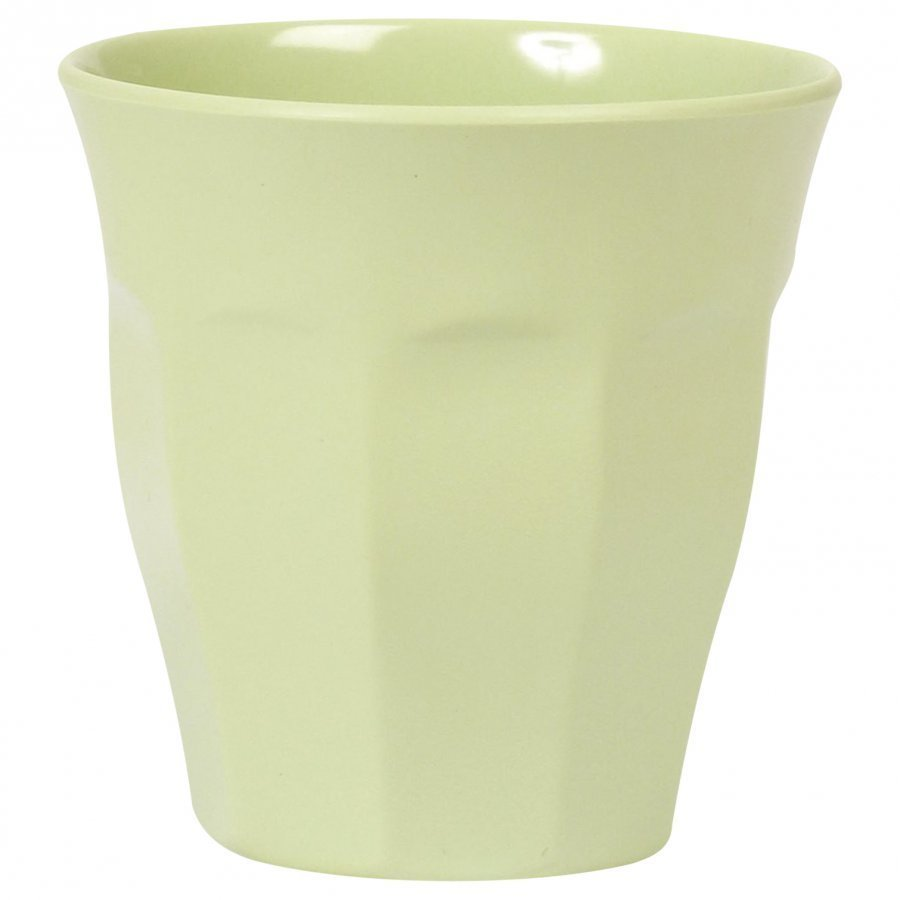 Rice Melamine Medium Cup Mint Nokkamuki