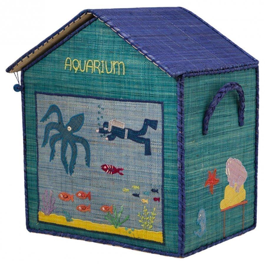Rice Storage Box Aquarium Säilytyslaatikko