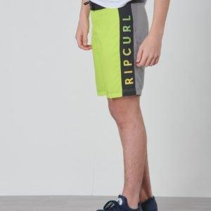 "Rip Curl Gradian Boardshort Boy 16"" Uimashortsit Harmaa"