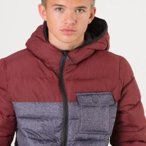 Rip Curl Puffer Pocket Jacket Takki Punainen