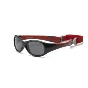 Rks Explorer Aurinkolasit 0+ Black / Red