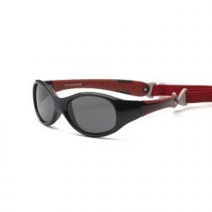 Rks Explorer Aurinkolasit 2+ Black / Red