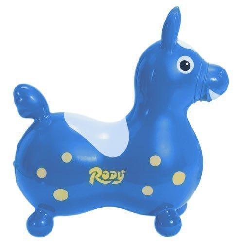 Rody-Pony sininen