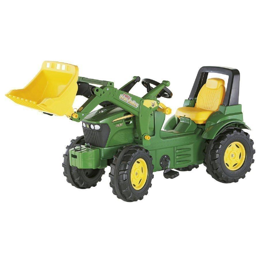 Rolly Toys Farmtrac Traktori John Deere 7930 + Kauha