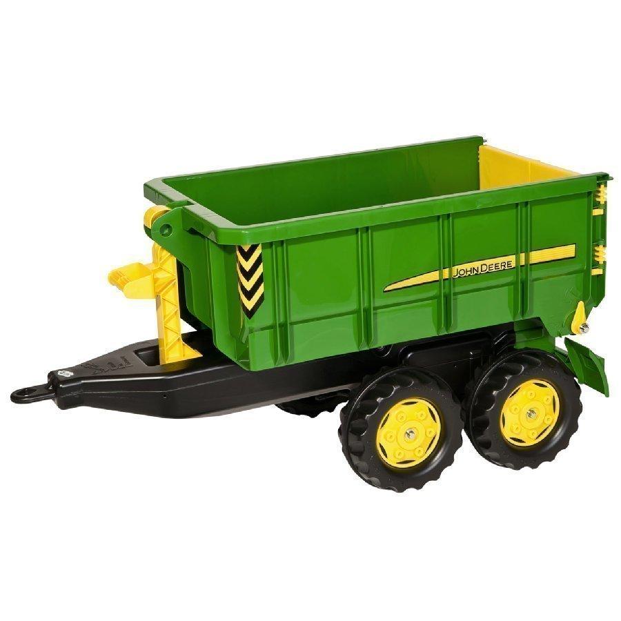 Rolly Toys Rollycontainer Peräkärry John Deere 125098