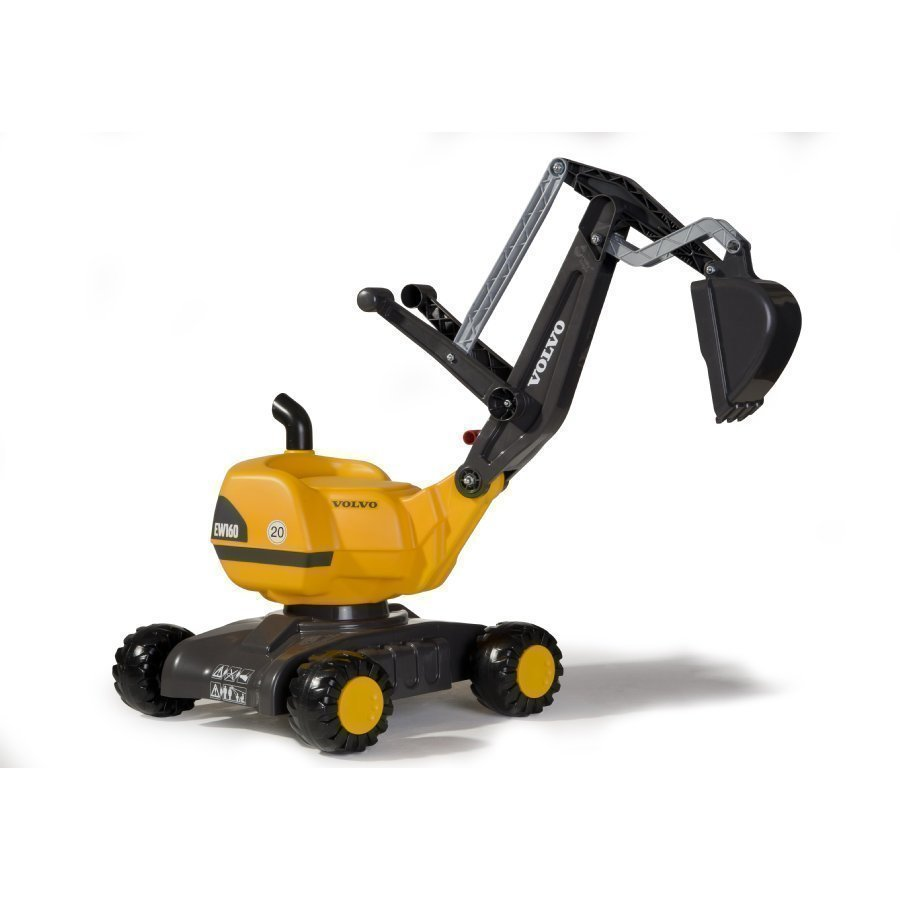 Rolly Toys Rollydigger Kaivinkone Volvo 421084