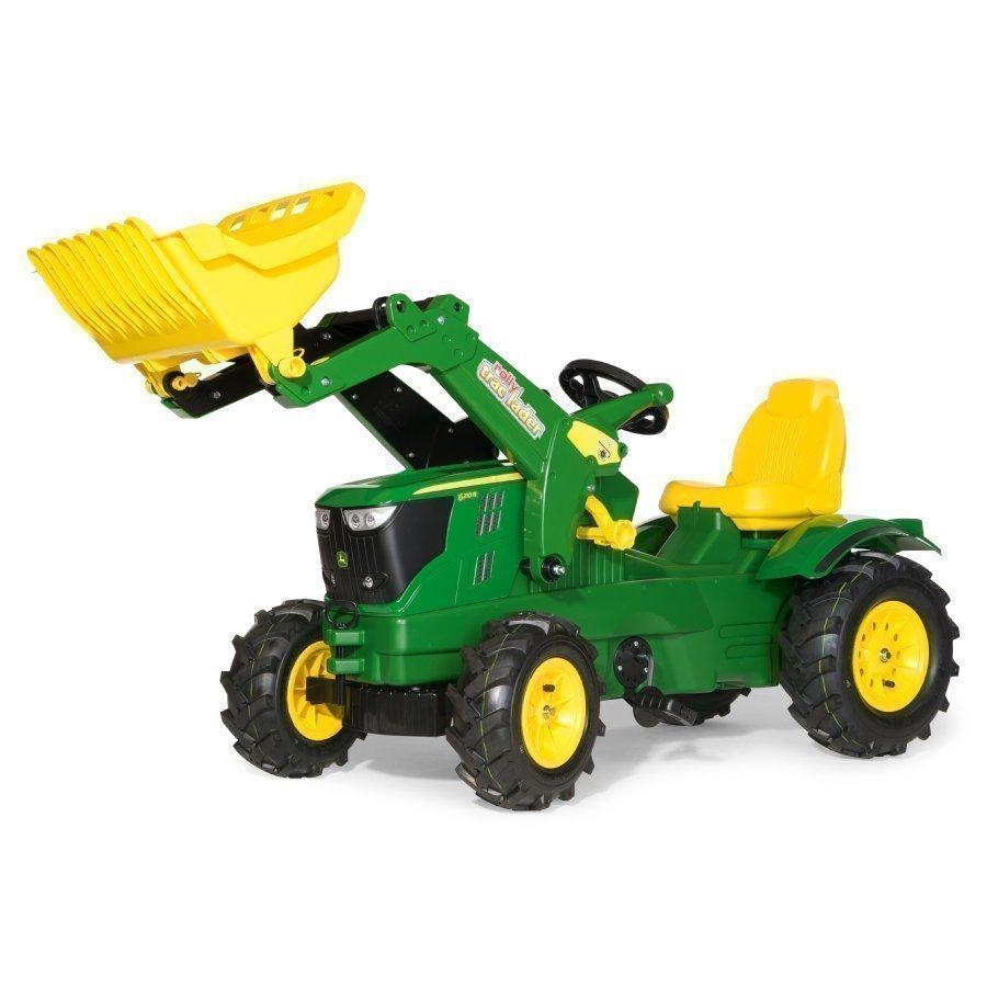 Rolly Toys Rollyfarmtrac Traktori Etukauhalla John Deere 6210r 611102