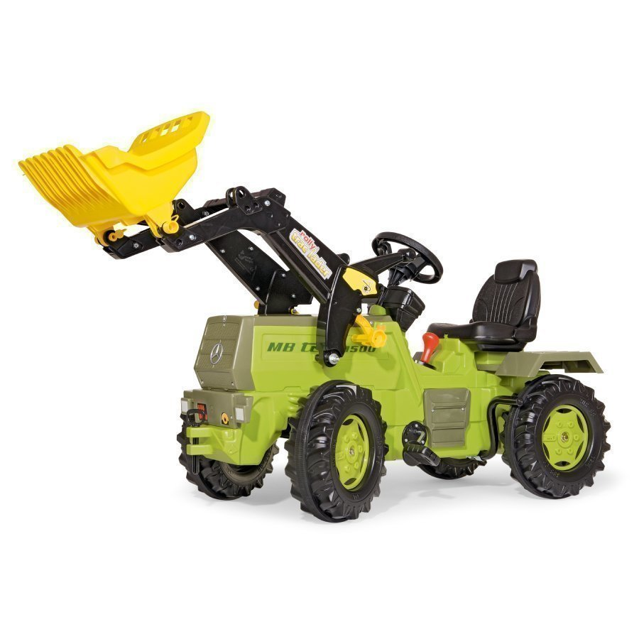 Rolly Toys Rollyfarmtrac Traktori Etukauhalla Mb 1500 046690