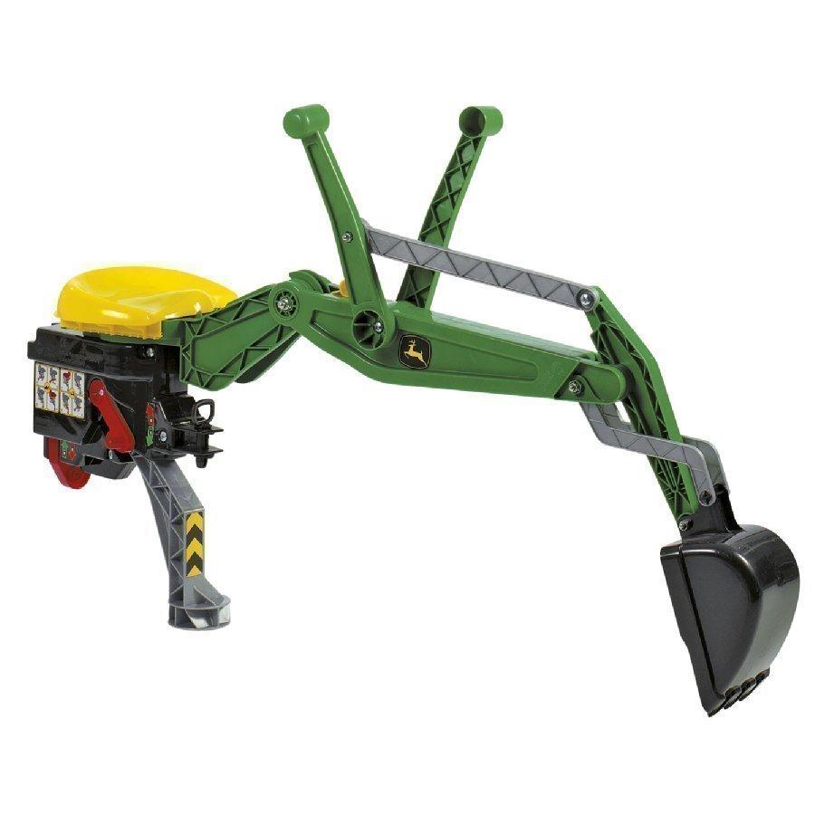 Rolly Toys Rollyheckbagger Kaivuri John Deere 122165