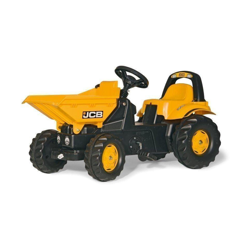 Rolly Toys Rollykid Dumper Traktori Jcb 024247