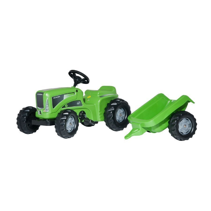 Rolly Toys Rollykiddy Traktori Futura + Peräkärry
